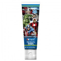 Купить Crest Stages Marvel Avengers Kids Toothpaste Fruit Burst