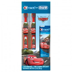 Купить Crest and Oral-B Kids Pack Featuring Disney & Pixar Cars Киев, Украина