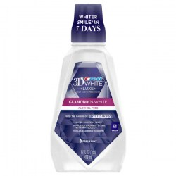 Купить Crest 3D White Luxe Glamorous White Multi-Care Whitening Mouthwash Fresh Mint Киев, Украина