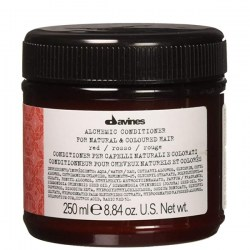 Купить Davines Alchemic Conditioner For Natural And Coloured Hair Red Киев, Украина