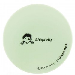 Купить Diapretty Hydrogel Eye Patch Green Herb Киев, Украина