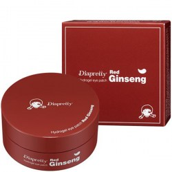 Купить патчи для глаз Diapretty Hydrogel Eye Patch Red Ginseng