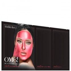 Купить Double Dare OMG! 3 in 1 Platinum Hot Pink Facial Mask Kit Киев, Украина