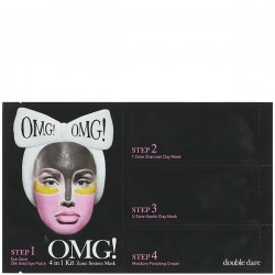 Купить Double Dare OMG! 4 in 1 KIT Zone System Mask Киев, Украина