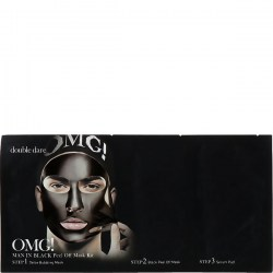 Купить Double Dare OMG! Man In Black Peel Off Mask Kit Киев, Украина