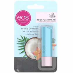 Купить EOS Flavorlab Super Soft Shea Lip Balm Beach Coconut Киев, Украина
