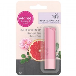 Купить EOS Flavorlab Super Soft Shea Lip Balm Sweet Grapefruit Киев, Украина