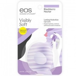 Купить EOS Visibly Soft Lip Balm Sphere Blackberry Nectar