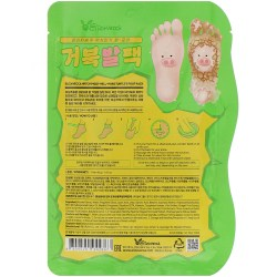 Состав Elizavecca Witch Piggy Hell-Pore Turtles Foot Pack