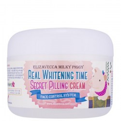 Купить Elizavecca Milky Piggy Real Whitening Time Secret Pilling Cream Киев, Украина