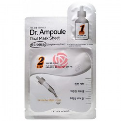 Купить Etude House Dr.Ampoule Dual Mask Sheet Whitening Care Киев, Украина