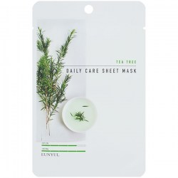Купить Eunyul Daily Care Mask Sheet Tea Tree Киев, Украина