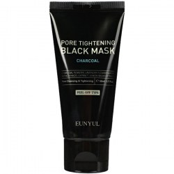 Купить Eunyul Pore Tightening Black Mask Charcoal Киев, Украина