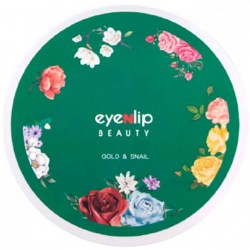 Купить Eyenlip Gold & Snail Hydrogel Eye Patch Киев, Украина