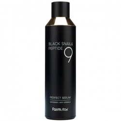 Купить FarmStay Black Snail & Peptide 9 Perfect Serum Киев, Украина