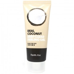 Купить FarmStay Real Coconut Deep Clear Peeling Gel Киев, Украина
