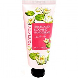 Купить FarmStay Water Lily Blooming Hand Cream Киев, Украина