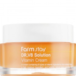 Купить FarmStay DR.V8 Solution Vitamin Cream Киев, Украина
