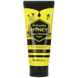 Купить FarmStay Refreshing Honey Deep Cleansing Foam Киев, Украина