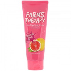 Купить Farms Therapy Sparkling Body Cream Grapefruit Clean Киев, Украина