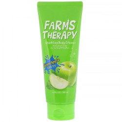 Купить Farms Therapy Sparkling Body Cream Green Apple Киев, Украина