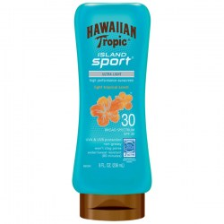 Купить Hawaiian Tropic Island Sport Broad Spectrum Sunscreen Lotion SPF30 Киев, Украина