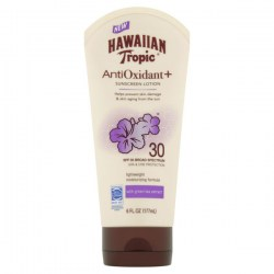 Купить Hawaiian Tropic Antioxidant+ Sunscreen Lotion SPF30 Киев, Украина