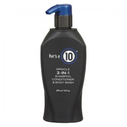 Купить He's a 10 Miracle 3in1 Shampoo Conditioner & Body Wash Киев, Украина