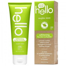 Купить Hello Naturally Friendly Mojito Mint Fluoride Toothpaste Киев, Украина