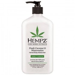 Купить Hempz Herbal Body Moisturizer Fresh Coconut & Watermelon Киев, Украина
