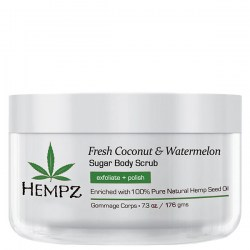 Купить Hempz Sugar Body Scrub Fresh Coconut & Watermelon Киев, Украина