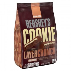 Купить Hershey's Cookie Layer Crunch Candy Vanilla Creme Киев, Украина
