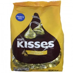 Купить Hershey's Kisses Milk Chocolate with Almonds Киев, Украина