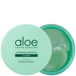 Купить Holika Holika Aloe Soothing Essence 80% Hydrogel Eye Patch Calming Киев, Украина