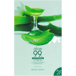 Купить Holika Holika Aloe 99% Soothing Gel Gelee Mask Sheet Киев, Украина