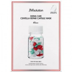 Купить JMsolution Derma Care Centella Repair Capsule Mask Clear Киев, Украина