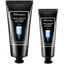 Купить JMsolution Water Luminous SOS Ringer Hand Cream Black Киев, Украина