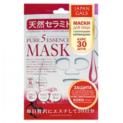 Купить Japan Gals Pure 5 Essence Mask Ceramide Киев, Украина