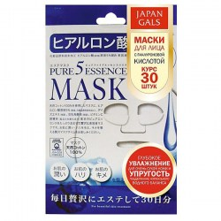 Купить Japan Gals Pure 5 Essence Mask Hyaluronic Acid Киев, Украина