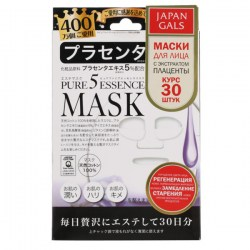 Купить Japan Gals Pure 5 Essence Mask Placenta Киев, Украина