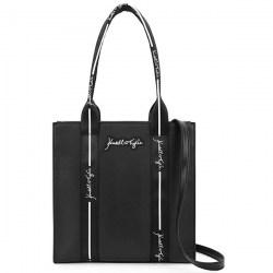 Купить Kendall + Kylie Black/Snake Mix Shopper Tote Киев, Украина