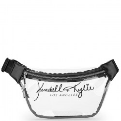 Купить Kendall + Kylie Clear Lucite Large Fanny Pack Киев, Украина