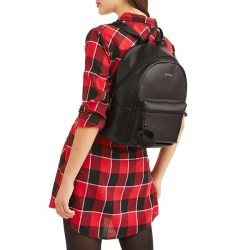 Размер Kendall + Kylie Large Backpack with Pom Black