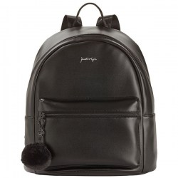 Купить Kendall + Kylie Large Backpack with Pom Black Киев, Украина