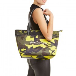Размер Kendall + Kylie Large Multi Camo Tote