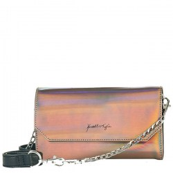 Купить Kendall + Kylie Mini Belt Bag Crossbody Iridescent Oil Киев, Украина