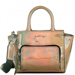 Купить Kendall + Kylie Mini Tote Crossbody Iridescent Oil Киев, Украина