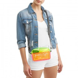 Размер Kendall + Kylie Neon Mix Crossbody
