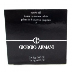 Купить палетку теней Giorgio Armani Eyes To Kill Eyeshadow Quads
