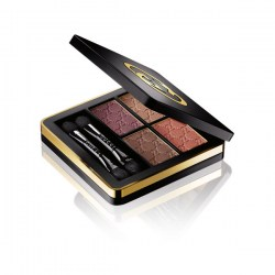 Палетка теней Gucci Autumn Fire Magnetic Color Shadow Quad